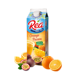 Jus Réa Orange Passion - 2L