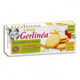 Biscuits Gerlinéa Vanille...