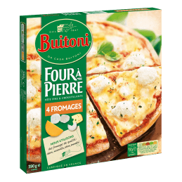 ✱ Pizza 4 Fromages Four A...