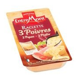 Fromage Raclette 3 Poivres...