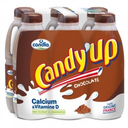 Candy Up Chocolate Candia 6x1L