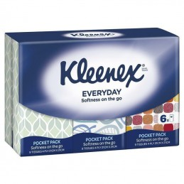 Mouchoirs Kleenex Everyday...