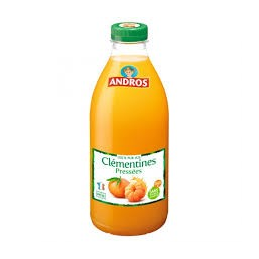 Clémentines 100% pur jus...