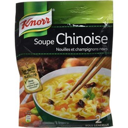 Soupe Chinoise Knorr - 69 g
