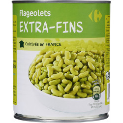 CARREFOUR Flageolets...