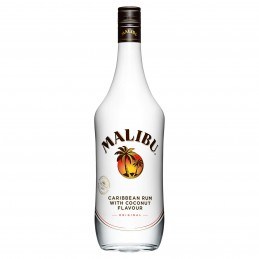 Malibu caribbean rhum with...