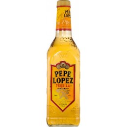 Tequila pepe lopez gold 70cl