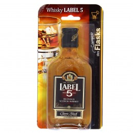 Whisky LABEL 5 (20 cl)