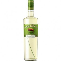 Zubrowka bison grass vodka...