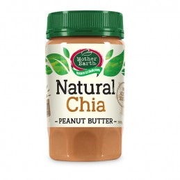 Chia Natural Peanut Butter-...
