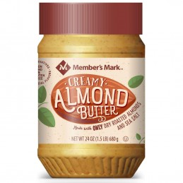 MEMBER'S MARK Creamy almond...