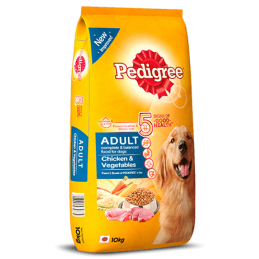 PEDIGREE ADULT CHICKEN AND...
