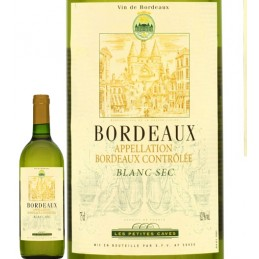 Bordeaux Blanc sec 75cl