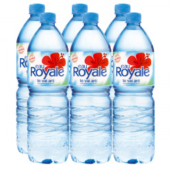 Eau Royale pack 6 x 1,5 L