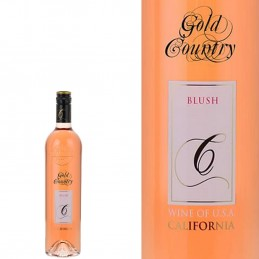 Vin rosé GOLD COUNTRY...