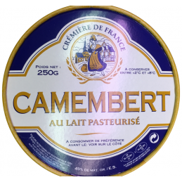Fromage Camembert au lait...