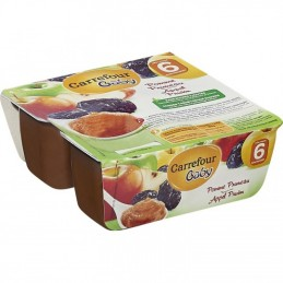 Carrefour baby pomme...