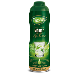 Sirop MOJITO Teisseire - 60 cl