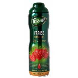 Sirop FRAISE Teisseire - 60 cl