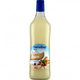 Sirop Orgeat Carrefour - 1 L