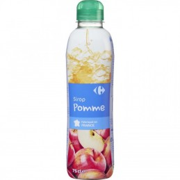 Sirop Pomme Carrefour - 75 cl