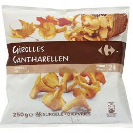 CARREFOUR Girolles entières...
