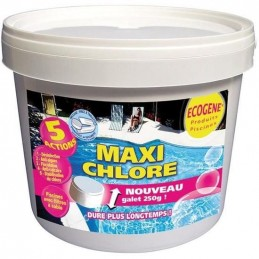Tablettes 200 g maxi chlore...