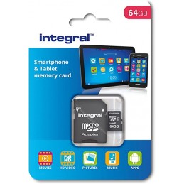 integral Smarphone, tablet...