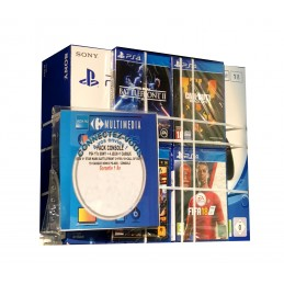 PACK CONSOLE (PS4 1TO...