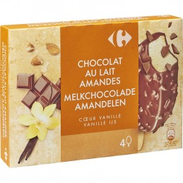 CARREFOUR Glaces chocolat...
