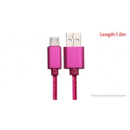 APPACS MICRO USB CABLE Rose