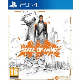 Jeu disque Blu-ray STATE OF...