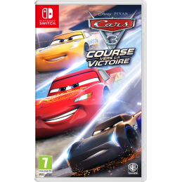 Jeu Nintendo Switch CARS 3...
